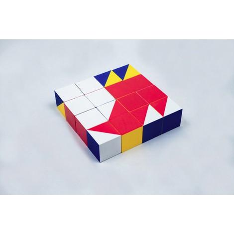 закреплять представления о знакомых плоских геометрических фигурах